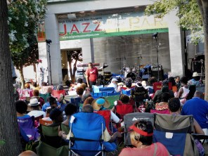 Jazz in the Park. (Contributed)