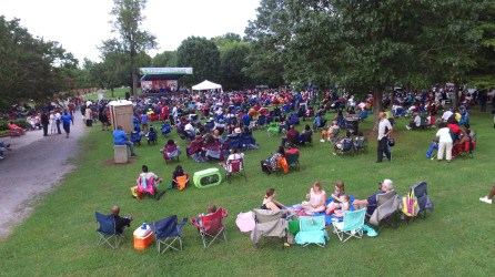 Jazz in the Park at East Lake Park 2017. (Contributed)