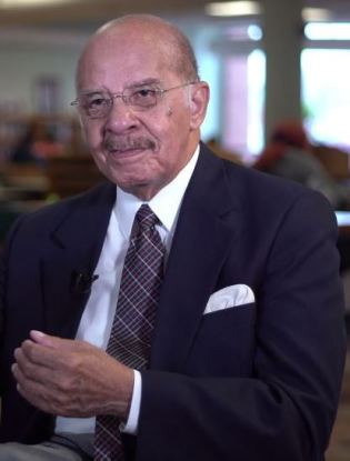 Former Birmingham Mayor Richard Arrington Jr. not only made civil rights history; he was a key figure in ensuring it was preserved and honored in Birmingham. (Michael Tomberlin/Alabama NewsCenter)