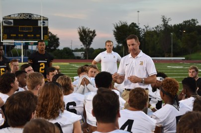 New head coach Tony Joe White will lead the Birmingham-Southern College Panthers this year. (BSC Athletics)