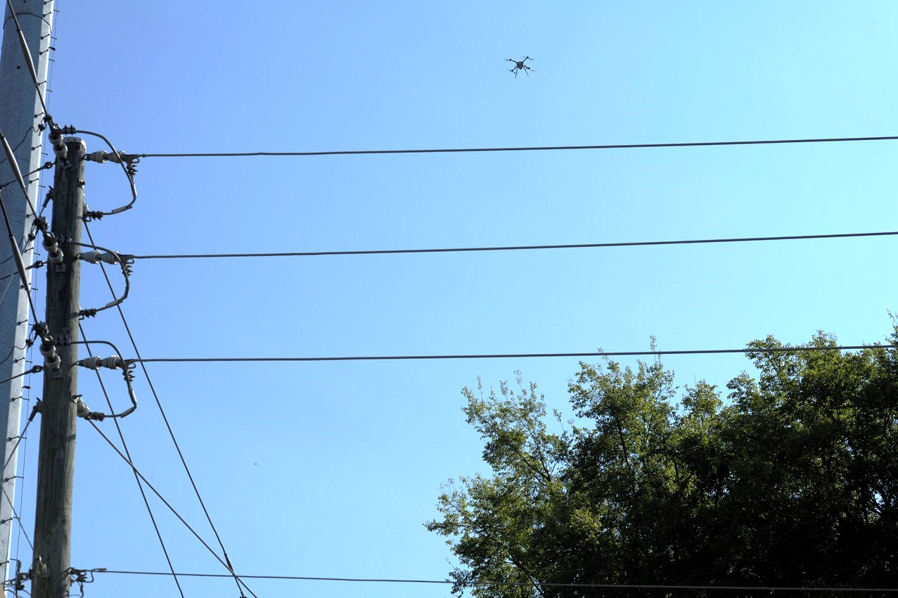 Drone teams from Alabama Power, sister companies join grid repair ...