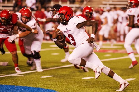 JSU quarterback Kendrick Doss is expected to see playing time this year. (Katy Nowak / JSU Athletics)