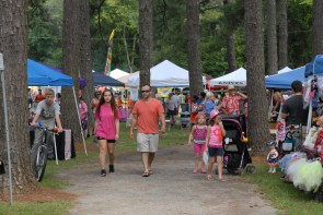 Fultondale Founder's Day Festival. (Contributed)