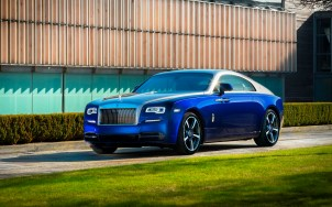 The Rolls-Royce Wraith is one of the cars referenced in today's popular music. (Rolls-Royce Motor Cars)