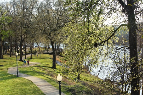 Wetumpka is heavy on small-town charm, atmosphere, community spirit and a regard for its history. (Meg McKinney)