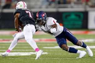 South Alabama Jaguars cornerback Jeremy Reaves returns this year. (Bobby McDuffie)