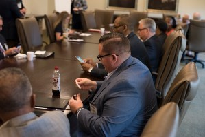 The inaugural Birmingham Housing Summit brought together a group of people committed to working toward a better community. (Christopher Jones/Alabama NewsCenter)