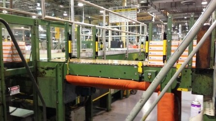 International Paper's Riverdale Mill in Dallas County is expanding to widen the range of paper products it produces. (International Paper)