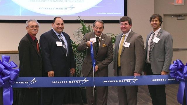 AIDT teams with Lockheed Martin for new Alabama training facility