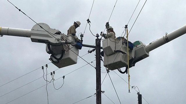 Alabama Power restores electricity to thousands, working on rest overnight