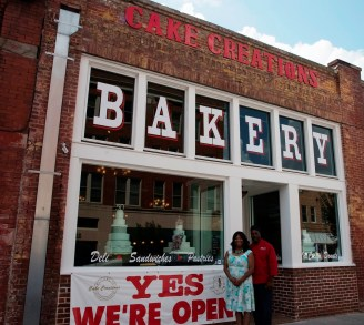 Cake Creations is serving up cakes, pastries, breakfast and lunch in downtown Bessemer. (Alabama NewsCenter)