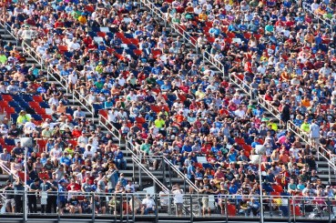 The Alabama 500 draws a crowd. (Karim Shamsi-Basha/Alabama NewsCenter)