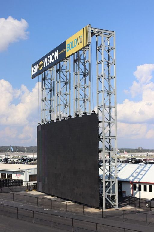 The Speedway will be the backdrop for some cool events. (Dennis Washington/Alabama NewsCenter)