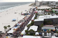 Thousands of people are expected at Gulf Shore's National Shrimp Festival Oct. 11-14. (Contributed)