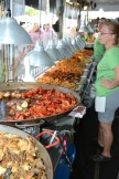 More than 10,000 pounds of shrimp will be available on the beach and boardwalk.