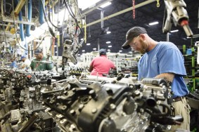 Toyota is investing $106 million at its engine plant in Huntsville. The project will add 50 jobs. (Toyota Alabama)