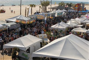 The National Shrimp Festival has an annual economic impact of $42 million to $44 million on the Alabama Gulf Coast each year. (contributed)