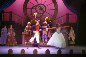 "The Birmingham Children's Theatre presents ""Cinderella"" Saturday, Dec. 9 at 2:30 p.m. at the BJCC. (Tammy Stringfellow)"
