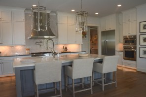 The 2017 Birmingham Home & Garden Inspiration Home is filled with the latest ideas in home decoration as well as energy-efficient technology. (Karim Shamsi-Basha / Alabama NewsCenter)