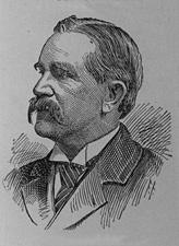 Portrait of Gov. Joseph F. Johnston, c. 1890-1920. (Wikipedia)