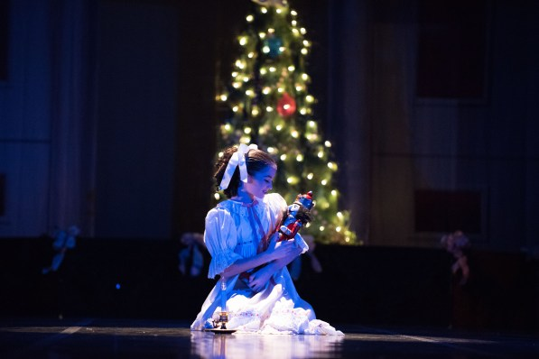 """The Birmingham Ballet presents """"The Nutcracker"""" and the """"Mutt-Cracker"""" at the BJCC. (Phil Free / Alabama NewsCenter)"""