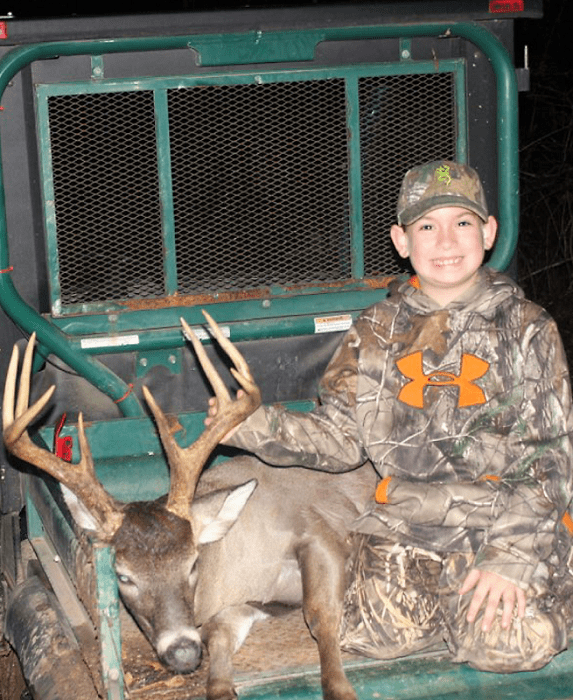Aiden Autry, Greene County. (Contributed)