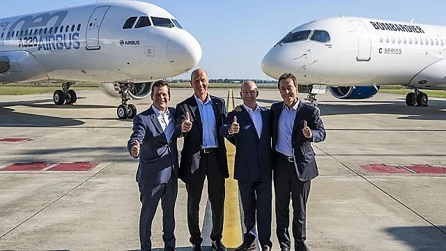 Bombardier and Airbus partnership still plans to build planes in Alabama