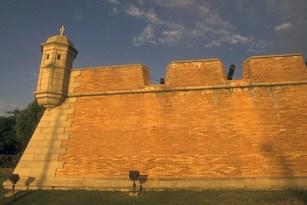 Fort Condé in Mobile, 2007. (Mark Goebel, Flickr)