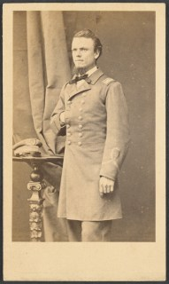 Lieutenant John Grimball of C.S.S. Shenandoah, Confederate Navy, c. 1863-1865. (Photograph by Penabert & Cie, Library of Congress Prints and Photographs division)