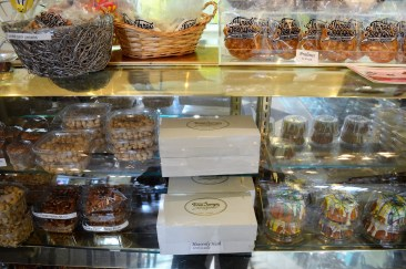 Three Georges has been known for fresh-made sweet treats in downtown Mobile for 100 years. (Michael Tomberlin / Alabama NewsCenter)