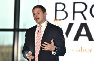 The inaugural Bronze Valley conference included panel discussions, breakout sessions and Q&As with top entrepreneurs and venture capitalists. (Bronze Valley)