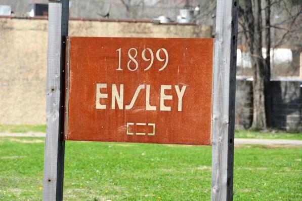 Ensley has played an important part in Birmingham's history. (Karim Shamsi-Basha/Alabama NewsCenter)
