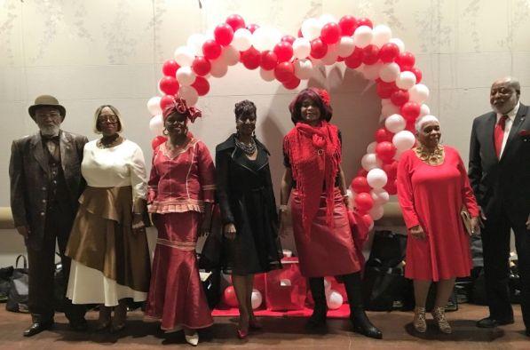 The fashion extravaganza. (Donna Cope/Alabama NewsCenter)