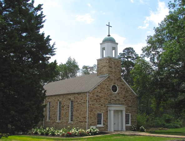 The Nan Roberts Lane Chapel on the campus of Kate Duncan Smith DAR School in Grant, 2017. (Brian Stansberry, Wikipedia)