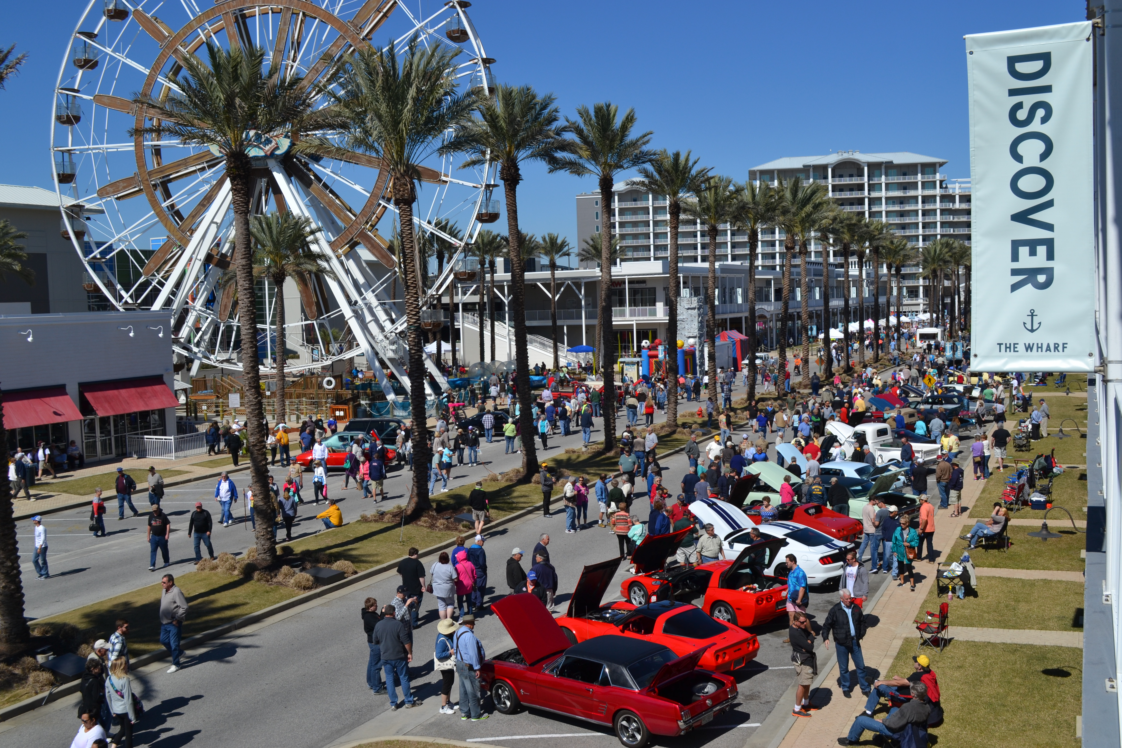 Cant Miss Alabama Spreads Magic Of The Illusionists And Charm Of - Orange beach car show 2018