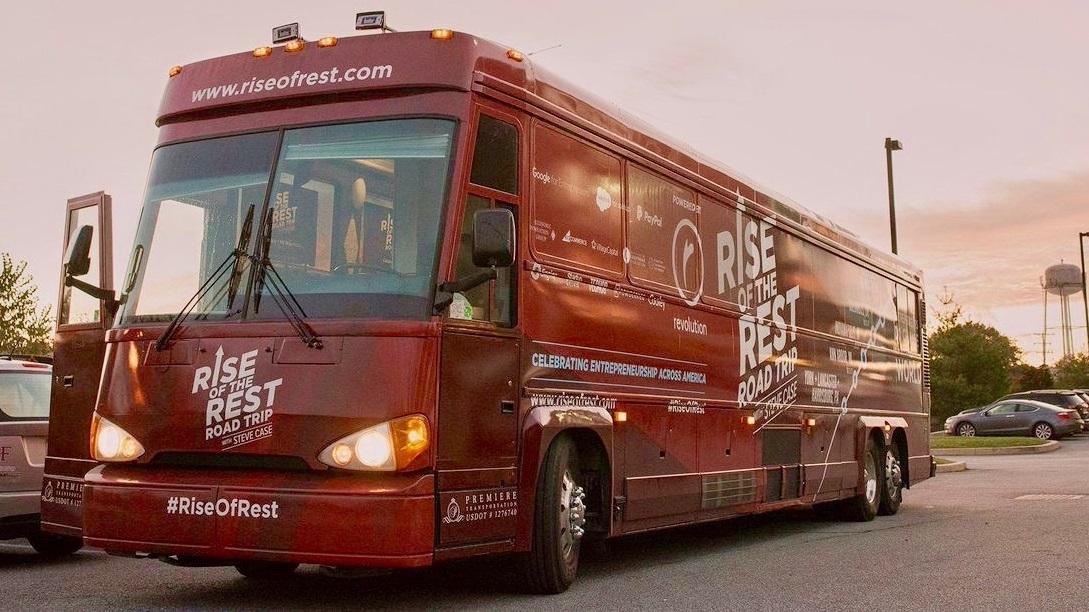 Steve Case's 'Rise of the Rest' tour to showcase Birmingham startups