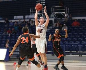 Samford University women's basketball vs. Chattanooga is Saturday, Feb. 24 at 2 p.m. (Marvin Gentry)