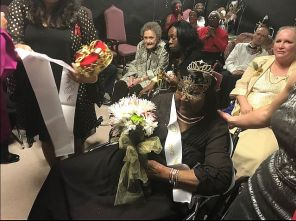 A queen is crowned! Crowne Health of Eufaula hosts senior prom with a Mardi Gras theme. (Alabama NewsCenter file)
