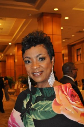 Therese Badon, Vice President of Development UNCF. (Photo courtesy The Birmingham Times)