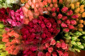 Even basic flowers and chocolate will cost more this Valentine's Day. (Bloomberg)