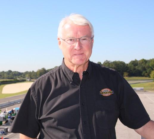 George Barber, founder of Barber Motorsports. (Barber Motorsports Park and Museum)