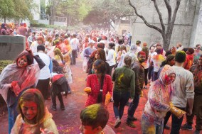 The Holi Festival is March 10 at the Birmingham Museum of Art. (Contributed)