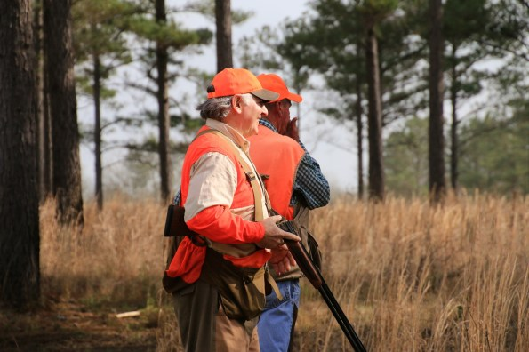 Howard Vincent and J.W. Collier enjoy a promotional hunt organized by Alabama Black Belt Adventures to showcase the region's outdoor amenities. (contributed)