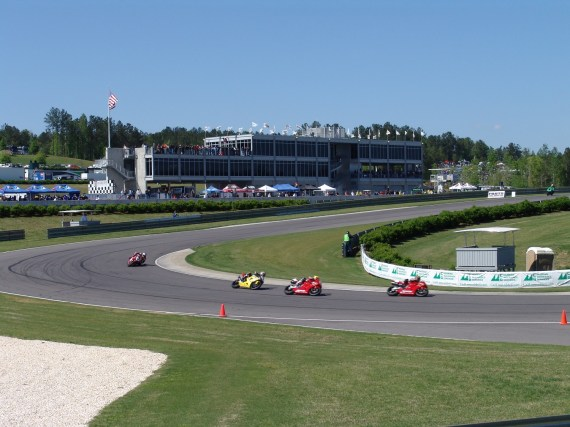 Barber Motorsports has frequent events throughout the year. (Barber Motorsports Park and Museum)