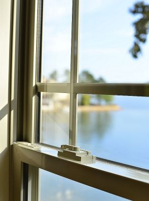 Sealing leaks around windows increases your home's comfort level. (file)