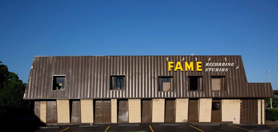 FAME Recording Studios, 2010. (The George F. Landegger Collection of Alabama Photographs in Carol M. Highsmith's America, Library of Congress, Prints and Photographs Division.