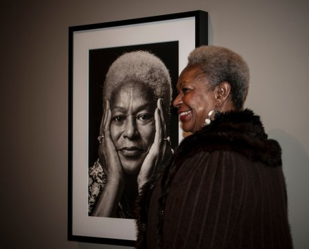 Photographer Chester Higgins Jr. has a new exhibit at the Birmingham Civil Rights Institute showing modern portraits of the civil rights foot soldiers of the '50s and '60s. (Billy Brown)