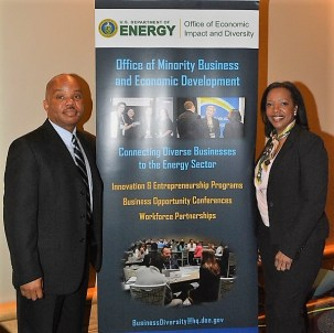 The U.S. Department of Energy was among the participants at the WBEC South Power Industry Summit. (contributed)