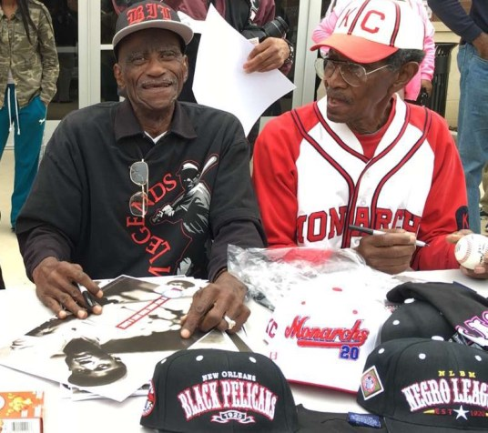 The Negro Southern League Museum (NSLM) will pay homage to Jackie Robinson Sunday, April 15. (Contributed)