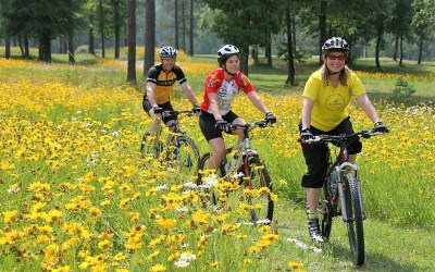 The Alabama 100 Miles Challenge gives people a variety of ways to accumulate their 100 miles in the state's beautiful outdoors. (Alabama Department of Tourism)